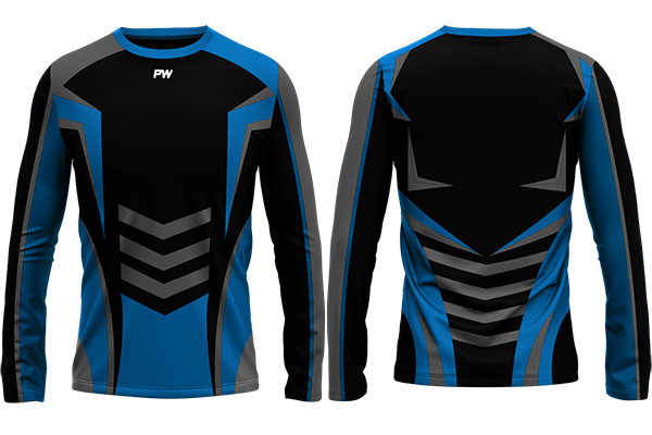 Long Sleeve Gaming Jerseys