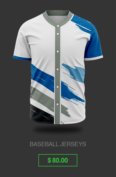 Baseball Style Custom Esports Jerseys