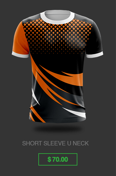 Custom Esports Jerseys U Neck