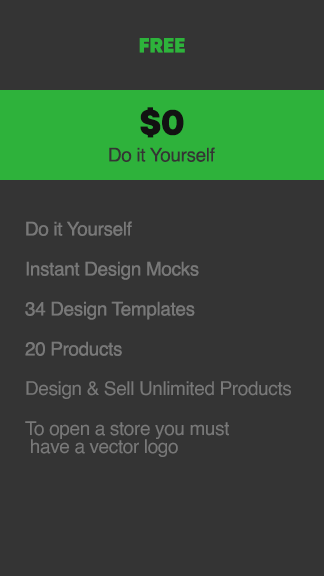 design online yourself package