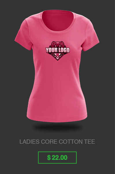 Ladies-Core-Cotton-Tee